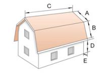 онлайн калькулятор мансардной крыши